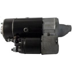 Remanufactured starter engine