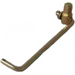 Thermostat rod