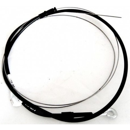 Throttle control wire