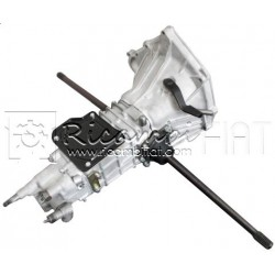 Remanufactured synchronized gearbox  10/33
