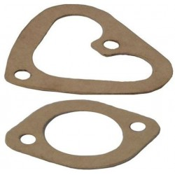 Set of carburetor intake manifold gaskets