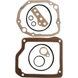 Set of gearbox gasket