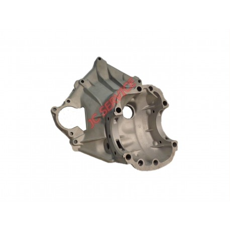 Refurbished gearbox bell housing