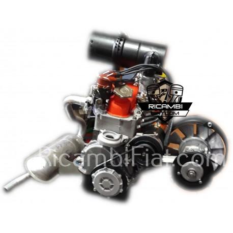 Engine Fiat 600 D