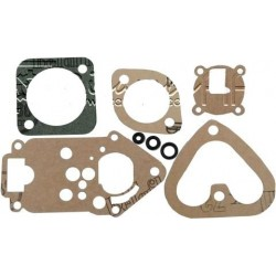 Set of carburetor gaskets