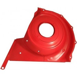 NEW Fan housing panel (cover) generator, front, red