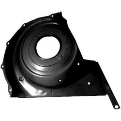 NEW Fan housing panel (cover) generator, front, black